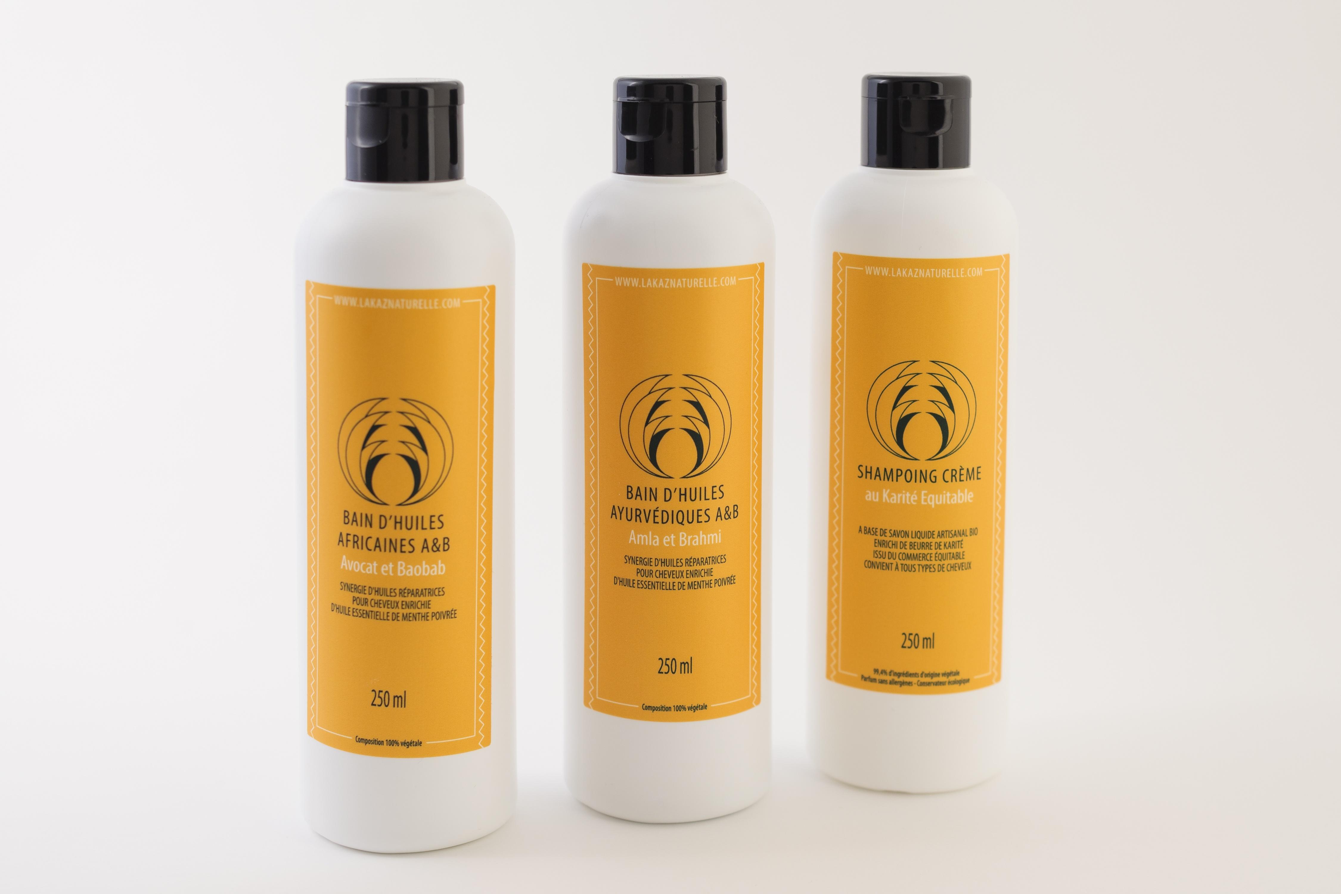 Masque naturel pour cheveux sec et boucles