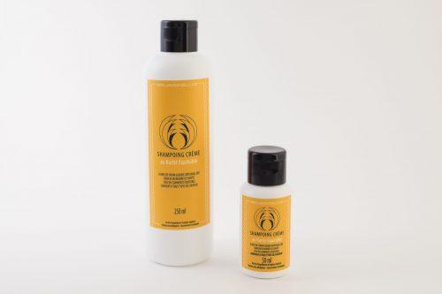 Shampoing Crème au Karité Equitable 2 formats