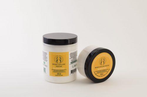 Masque protéiné Macadamia & Kaolin 2 tailles