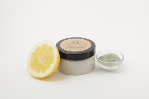 Masque Gommant Argile & Citron