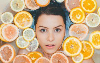 soin peau hydratée