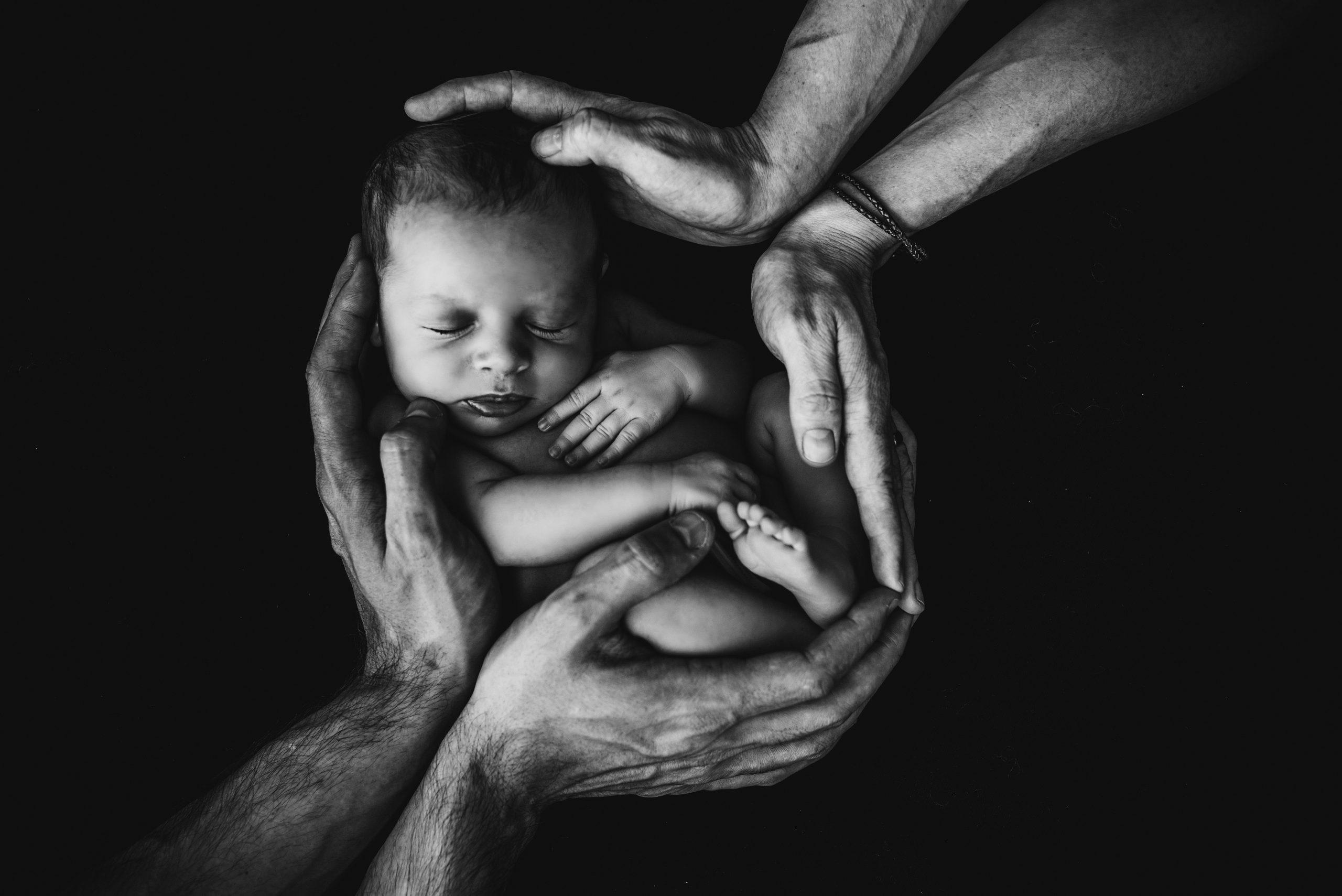 soins naturels pour bébé
