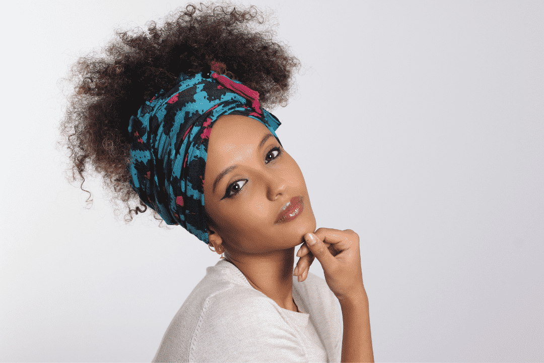 Coiffure protectrices pour cheveux crépus